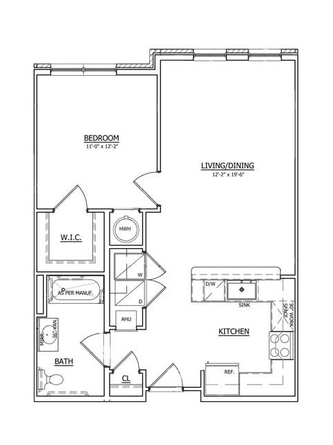 Floor Plans - Station Commons by Citi Bay Builders
